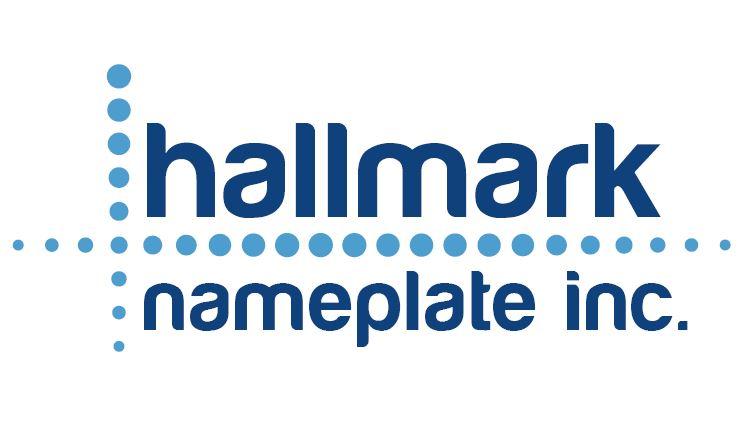 Hallmark Nameplate